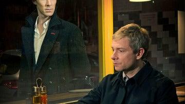 Nuevas imágenes 'Sherlock'