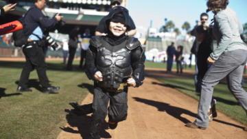 Batkid, el superhéroe de San Francisco