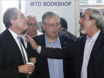 El jefe de la OMC presenta un borrador para relanzar en Bali la Ronda de Doha
