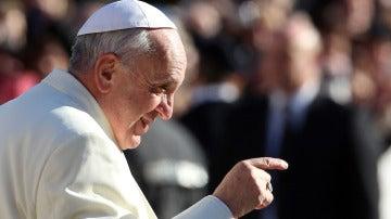 El Papa Francisco celebra la Inmaculada Concepción