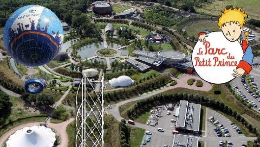 """Parque de atracciones de """"El Principito""""."""