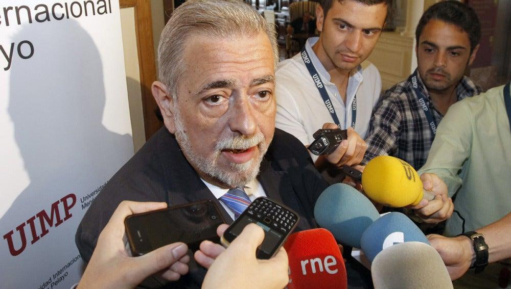 El secretario de Estado Administraciones Públicas, Antonio Beteta