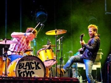 The Black Keys en directo