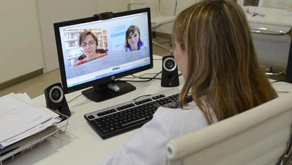 Servicio de telemedicina del Gregorio Marañón