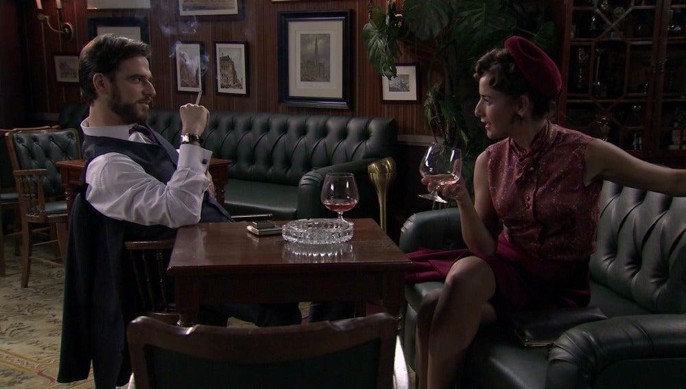Elena y Diego amar es para siempre