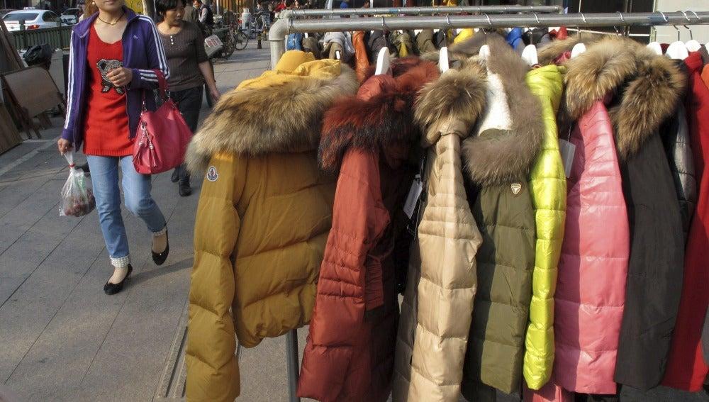 Greenpeace alerta que los textiles chinos contienen químicos tóxicos para la salud