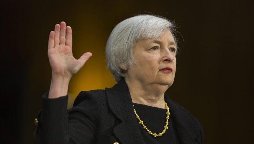 Janet Yellen, candidata de la Casa Blanca a dirigir la Reserva Federa.