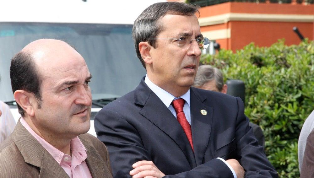 José Luis Bilbao, dirigente del PNV