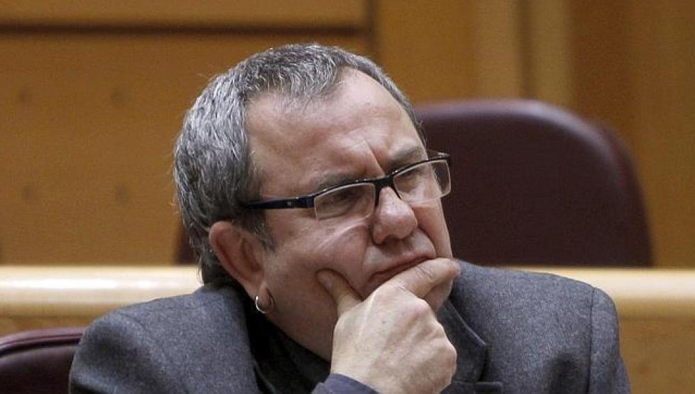 El senador de Blidu Iñaki Goioaga