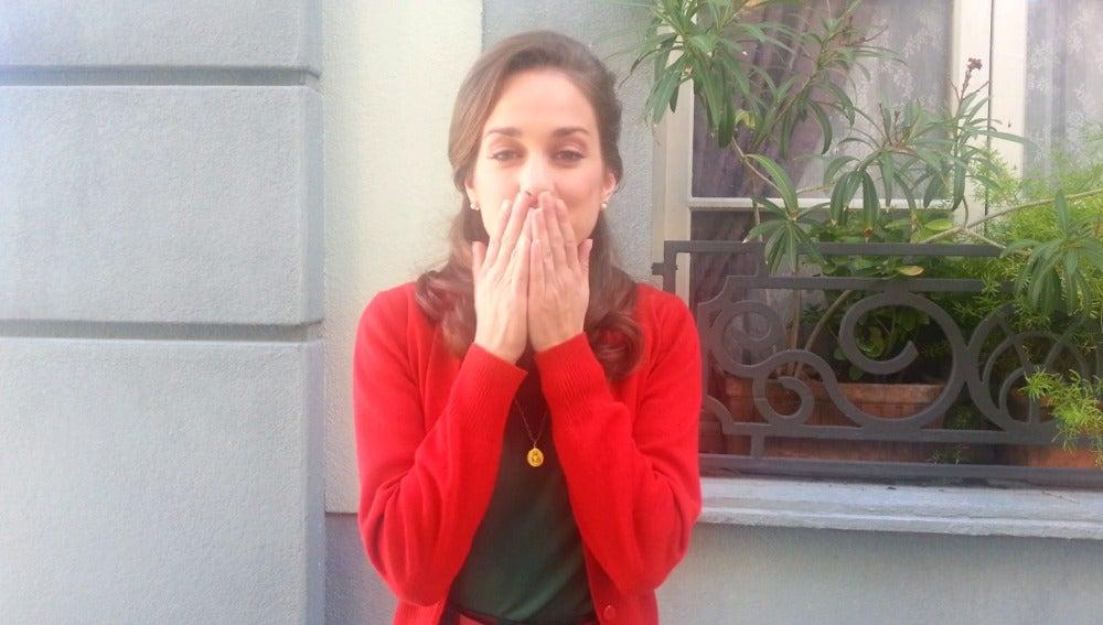 Silvia Alonso, Alejandra, Amar es para siempre
