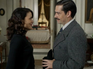 Da Silva acompañará a Sira en sus últimas horas en Lisboa sabiendo que le ha traicionado