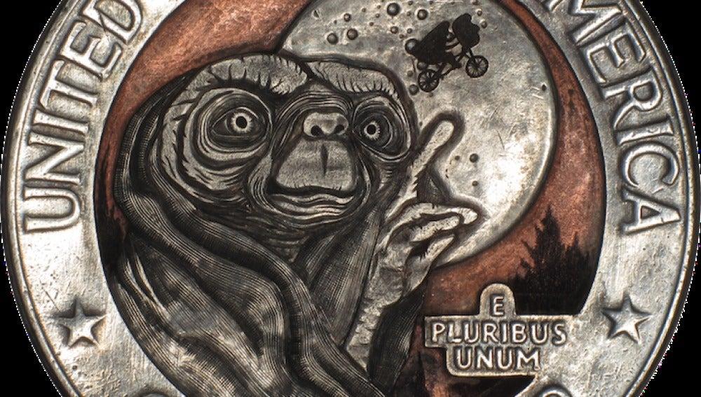 El níquel de E.T.