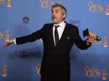Alfonso Cuarón, Mejor director por 'Gravity'