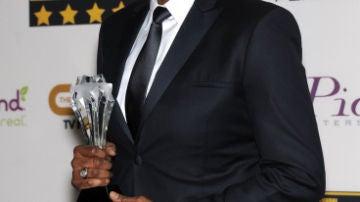 Forest Whitaker recibe el premio Joel Siegel
