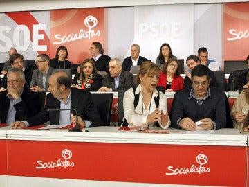 Imagen del Comité Federal del PSOE