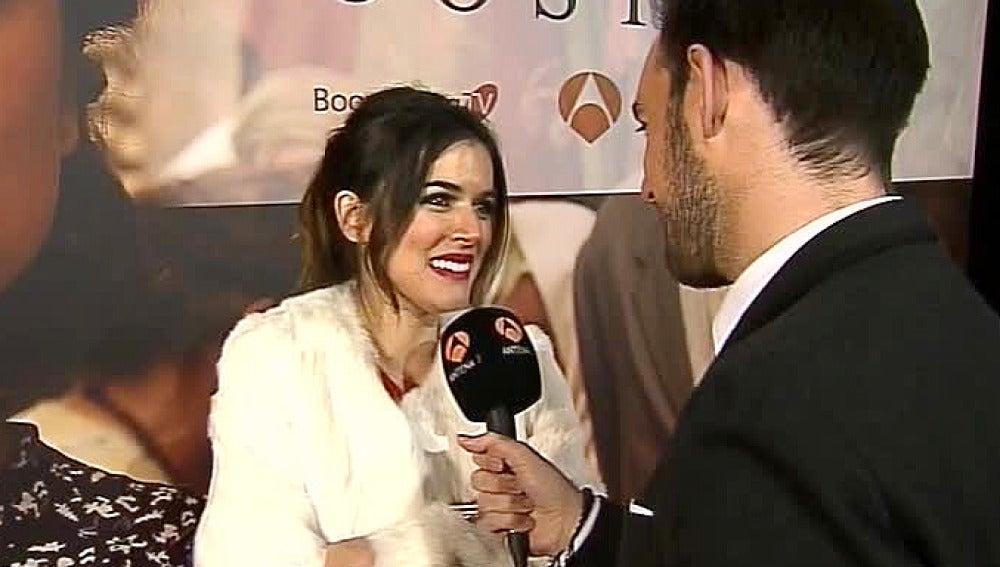 Premiere Adriana Ugarte