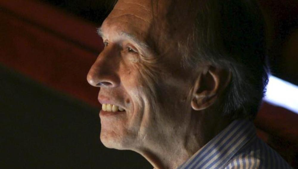 El director de orquesta italiano Claudio Abbado