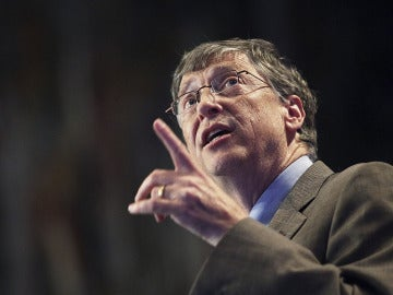 El multimillonario y filántropo Bill Gates