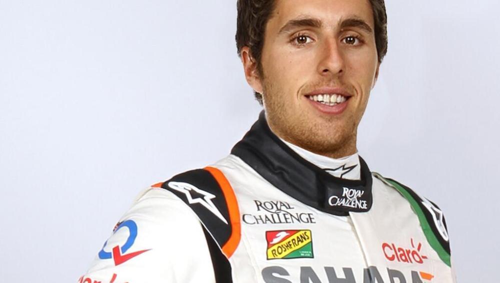 Juncadella, piloto reserva de Force India