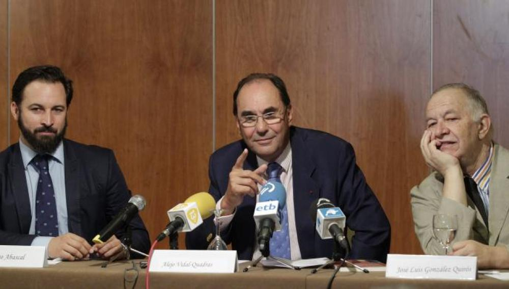 Vidal-Quadras solicita baja como afiliado del PP