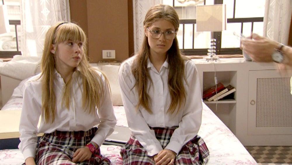 Daniela y Greta