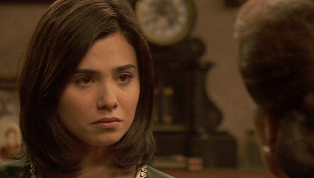 María se va de la Casona para vivir en El Jaral con Gonzalo