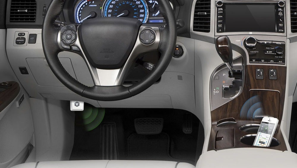 Imagen de Automatic en un coche
