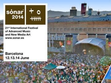 Sonar 2014 Barcelona