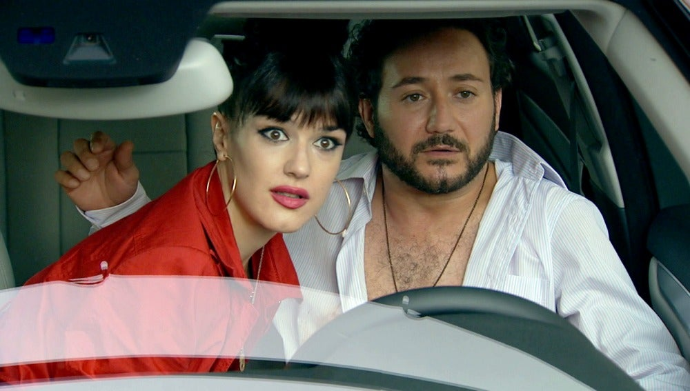 Roxy y Alfredo