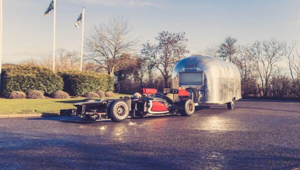 Lotus se estrena con el E22