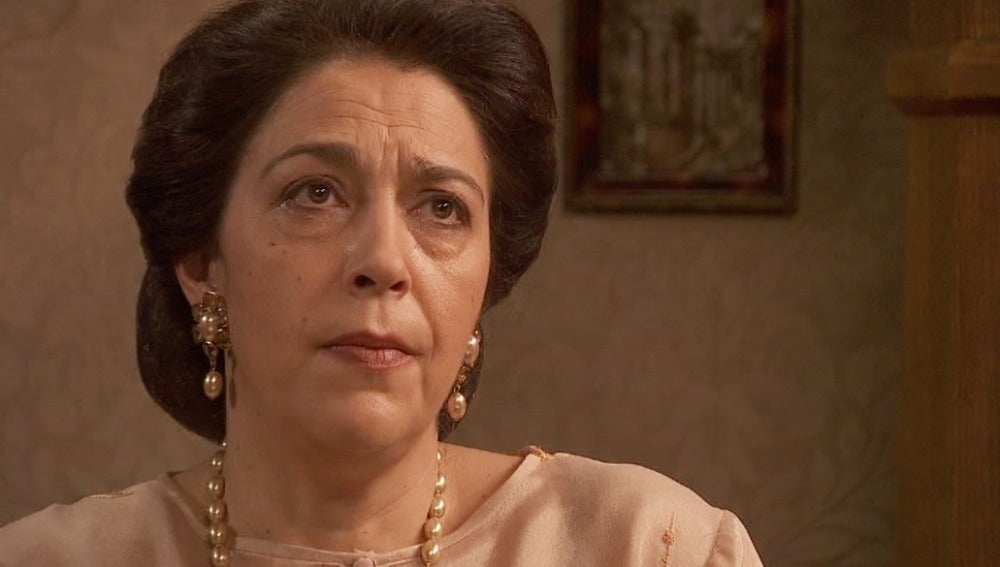 Francisca: Yo maté a tu madre