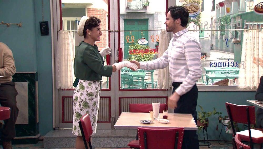 Elena y Román