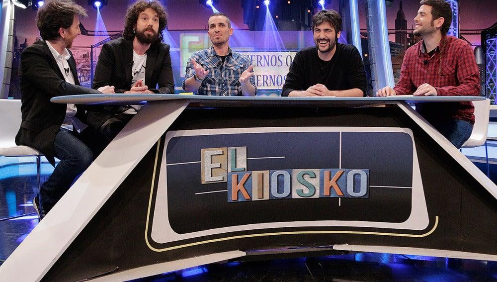 ¡Vuelve el Kiosko!