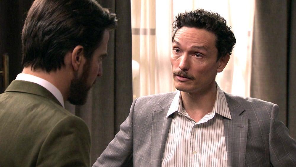 Lachambre y Diego avance Amar es para siempre