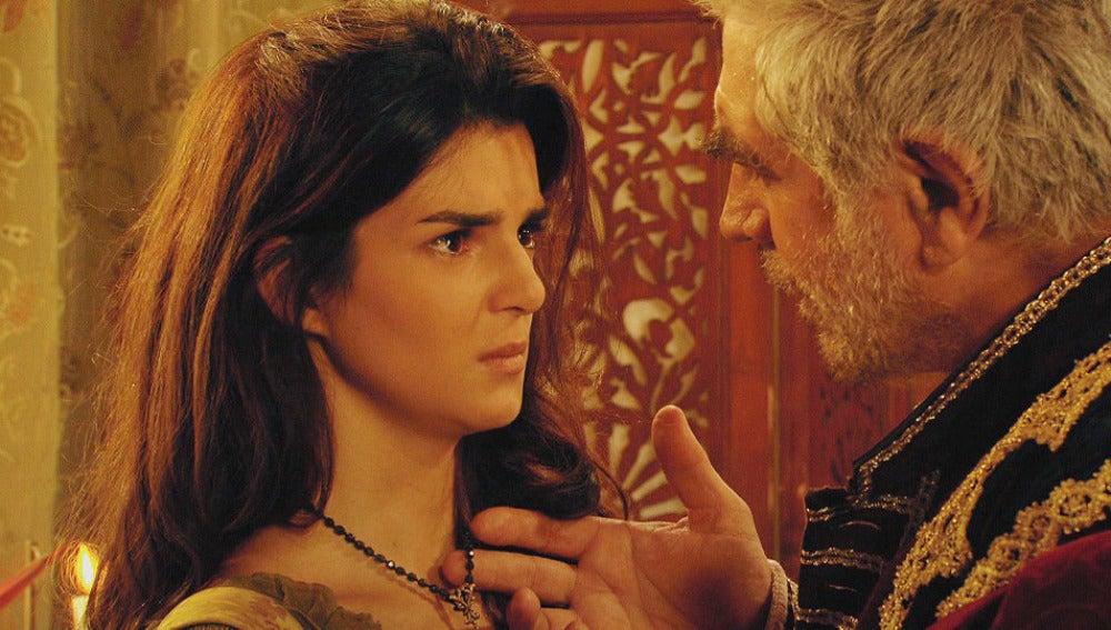 Ana se ve obligada a aceptar la propuesta de Brás