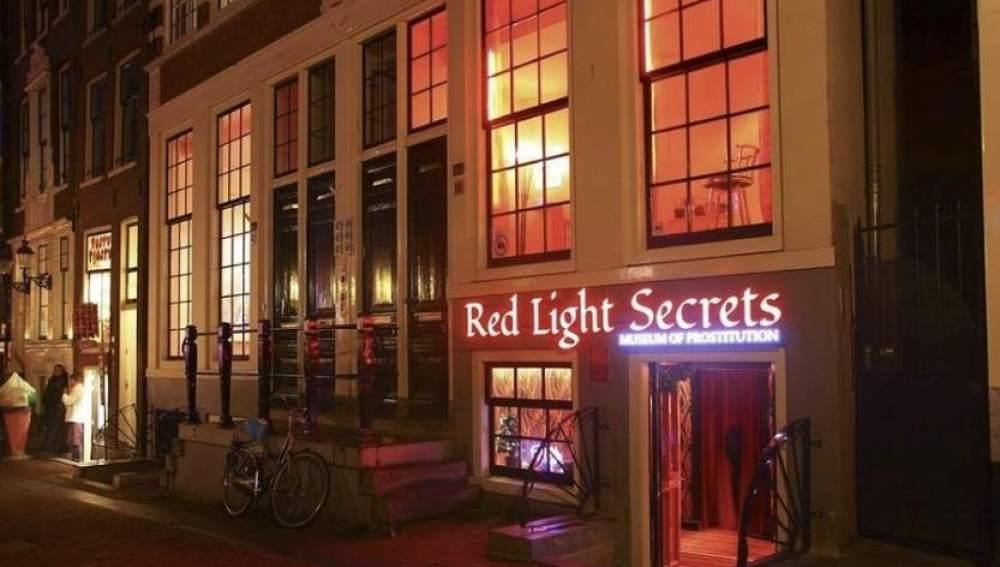 Museo prostitución Ámsterdam