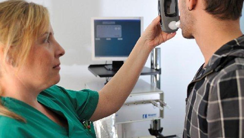 Una prueba de aliento permite diagnosticar cáncer