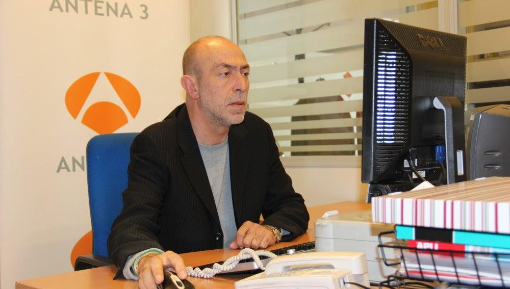 Luca Caioli, autor de la biografía de Neymar