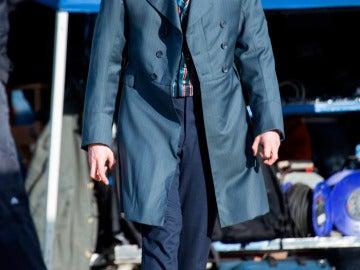Daniel Radcliffe como Frankenstein