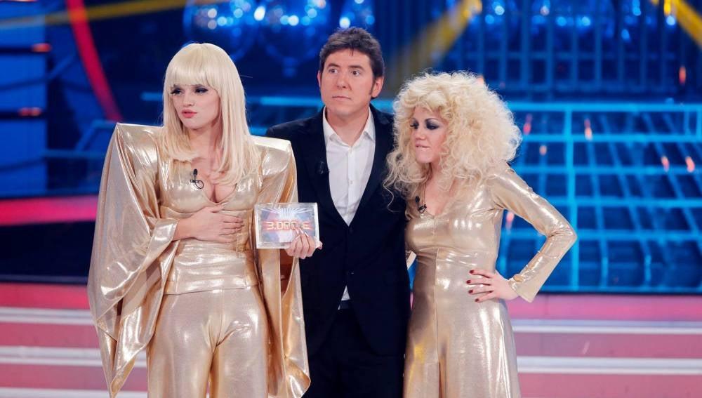 Melody gana la gala 16 de Tu cara me suena