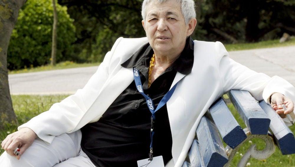 La escritora y poeta Ana María Moix