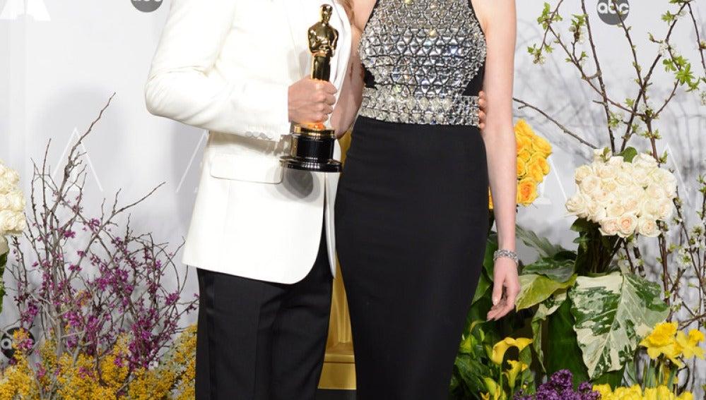 Jared Leto, Oscar al mejor actor de reparto