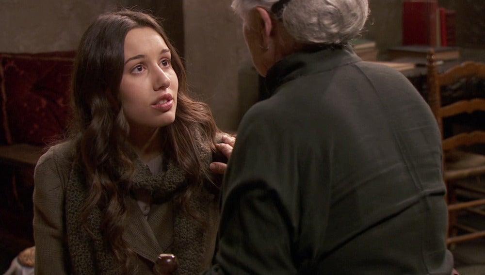 Aurora va en busca de Tula para curar a su sobrina