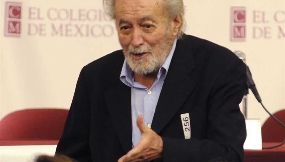 Imagen de archivo del filósofo Luis Villoro.