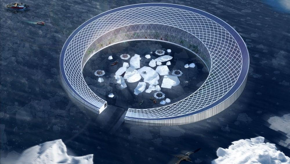 El proyecto Arctic Harvester