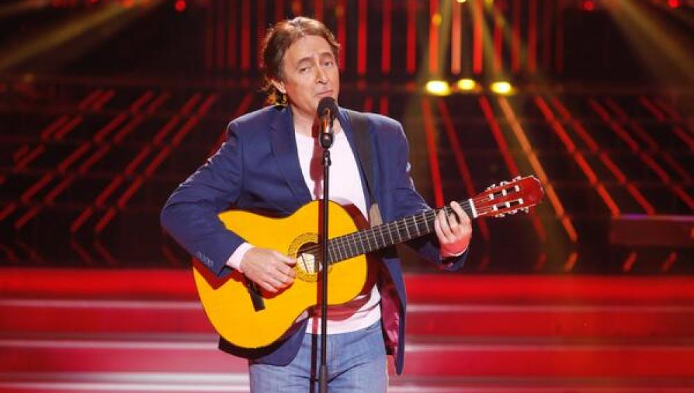 José Manuel Soto es Joan Manuel Serrat