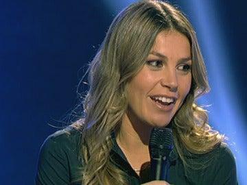 Nira Juanco, en rueda de prensa