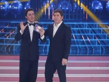 Santi Rodríguez gana la gala 17 de Tu Cara Me Suena