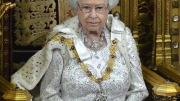 Ceremonia apertura Parlamento Gran Bretaña 2013/2014