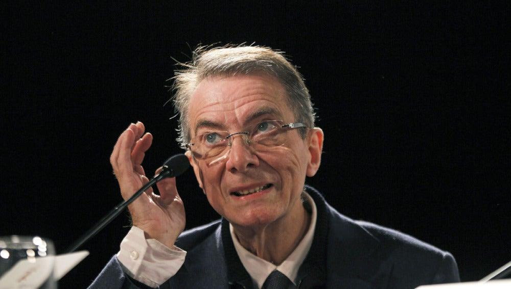 Gerard Mortier, consejero artístico del Teatro Real de Madrid
